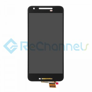 For LG Nexus 5X LCD Screen and Digitizer Assembly Replacement - Black- Grade S+