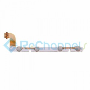 For Asus Google Nexus 7 Tablet(2012) Side Key Flex Cable Ribbon Replacement - Grade S+