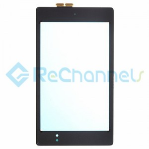For Asus Google Nexus 7 (2013) Digitizer Touch Screen Replacement - Black - Grade S+