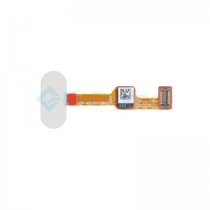 For OnePlus 5 Home Button Flex Cable Ribbon Replacement - White - Grade S+