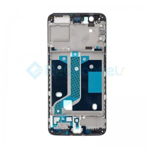 For OnePlus 5 LCD Supporting Frame Replacement - Black - Grade S+