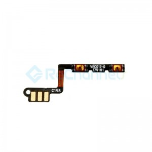 For OnePlus 5T Volume Button Flex Cable Replacement - Grade S+