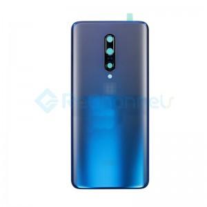 For OnePlus 7 Pro Battery Door Replacement - Blue - Grade S+