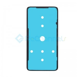 For OnePlus 6 Back Cover Adhesive Replacement - Grade S+