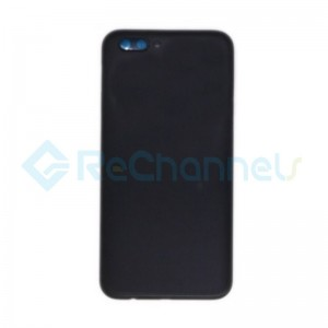 For OPPO R11 Plus Battery Door Replacement - Black - Grade S+