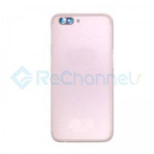 For OPPO R11 Plus Battery Door Replacement - Rose - Grade S+