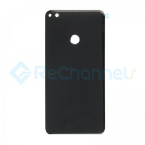 For Huawei P8 Lite 2017 Battery Door Replacement - Black - Grade S+