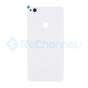 For Huawei P8 Lite 2017 Battery Door Replacement - White - Grade S+