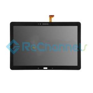 For Samsung Galaxy Note Pro 12.2 SM-P900 LCD Screen and Digitizer Assembly Replacement - Black - Grade S+