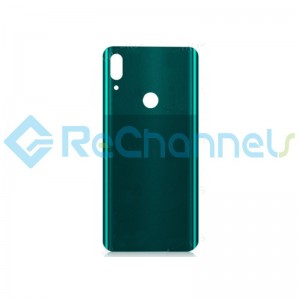For Huawei P Smart Z Battery Door Replacement - Emerald Green - Grade S+