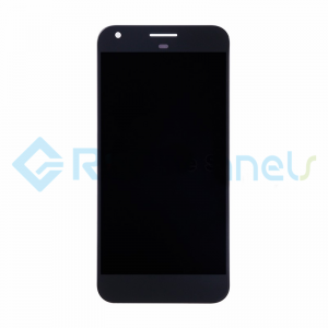 For Google Pixel XL LCD Screen and Digitizer Assembly Replacement - Black - Grade S+