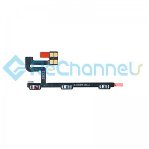 For Huawei Mate 20 X Power and Volume Button Flex Cable Replacement - Grade S+