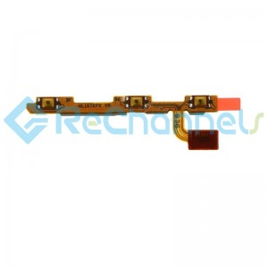 For Huawei P Smart Z/Y9 Prime (2019) Power and Volume Button Flex Cable Replacement - Grade S+
