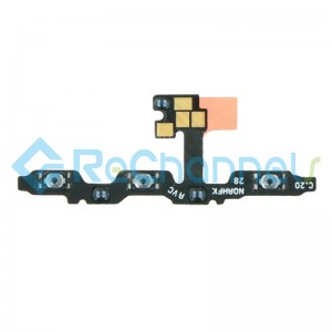 For Huawei Mate 40 Pro Power and Volume Button Flex Cable Replacement - Grade S+