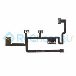 For Apple iPad 2 Power Button Flex Cable Ribbon Replacement (CDMA) - Grade S+