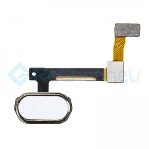 For OPPO R9 Plus Home Button Flex Cable Replacement - Gold - Grade S+