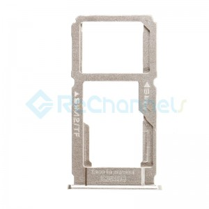 For OPPO R9 Plus Sim Card Tray Replacement - Gold - Grade S+