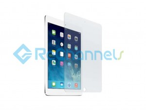 For Apple iPad Air/Air 2 Tempered Glass Screen Protector (Without Package) - Grade R