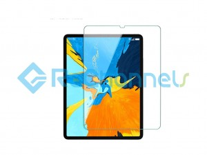 For Apple iPad Pro 12.9 Tempered Glass Screen Protector (Without Package) - Grade R