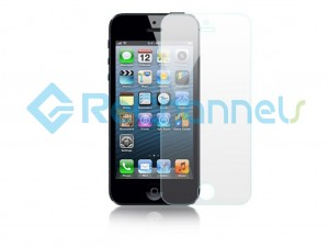 For Apple iPhone 5 Tempered Glass Screen Protector (With Package) - Grade R