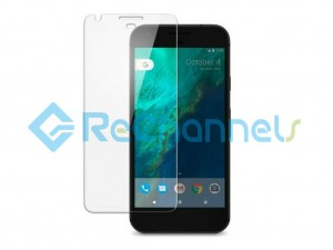 For Google Pixel Tempered Glass Screen Protector (Without Package) - Grade R