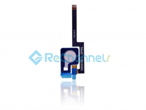 For Google Pixel 3 XL Fingerprint Flex Cable Ribbon Replacement  - Pink - Grade S+