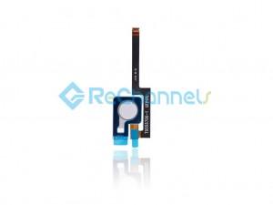 For Google Pixel 3 XL Fingerprint Flex Cable Ribbon Replacement  - White- Grade S+