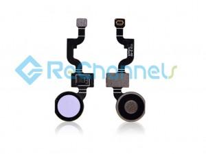 For Google Pixel 3a XL Fingerprint Flex Cable Ribbon Replacement  -White - Grade S+