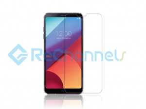 For LG G6 Tempered Glass Screen Protector (Clear Series)