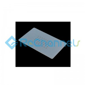 For 7 Inch Silicon Screen Detach Mat