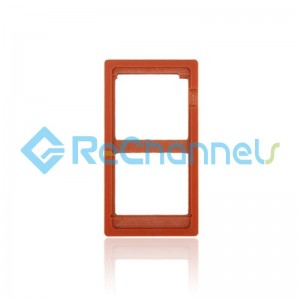 For Refurbishing Alignment (Glass Only) Mould for Samsung Galaxy Note 5 (Wood Mould)