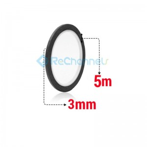 For Tape 3MM X 5M (Black Tape)