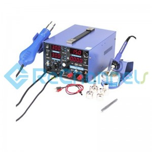 For 3 IN 1 Rework Soldering Station (853D)