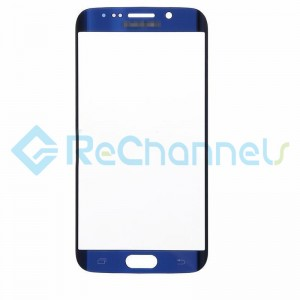 For Samsung Galaxy S6 Edge  Glass Lens Replacement - Sapphire - Grade S+
