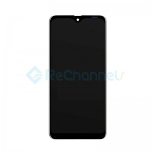 For Samsung Galaxy A10e SM-A102 LCD Screen and Digitizer Assembly Replacement - Black - Grade S+
