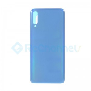 For Samsung Galaxy A70 SM-A705 Battery Door Replacement - Blue - Grade S+