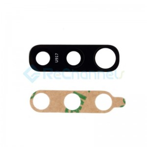 For Samsung Galaxy A70 SM-A705 Rear Camera Lens Replacement - Grade S+