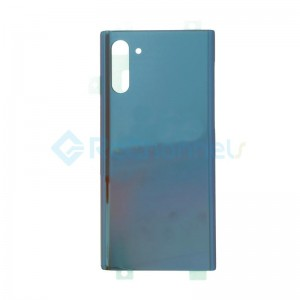 For Samsung Galaxy Note 10 Battery Door Replacement - Aura White - Grade S+