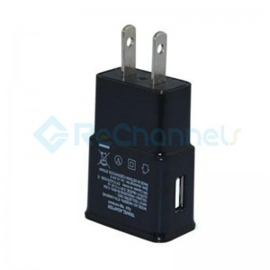 USB Power Adapter for Samsung - Black - US Version