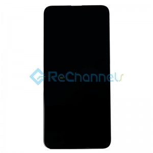 For Huawei Honor 9X LCD Screen and Digitizer Assembly Replacement - Black - Grade S+