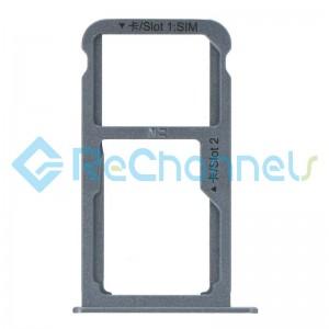For Huawei Nova SIM Card Tray Replacement  - Gray - Grade S+