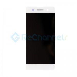 For Sony Xperia XA LCD Screen and Digitizer Assembly Replacement - White - Grade S+