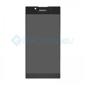 For Sony Xperia L1 LCD Screen and Digitizer Assembly Replacement - Black - With Logo - Grade S+