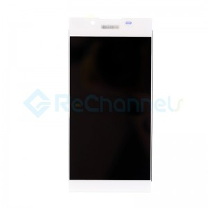 For Sony Xperia L1 LCD Screen and Digitizer Assembly Replacement - White - With Logo - Grade S+