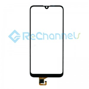 For Huawei Y7 2019/Y7 Pro 2019/Y7 Prime 2019 Touch Screen Replacement - Black - Grade S+