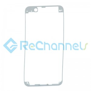 For Huawei Nova 2 plus Touch Screen Frame Replacement - White - Grade S+
