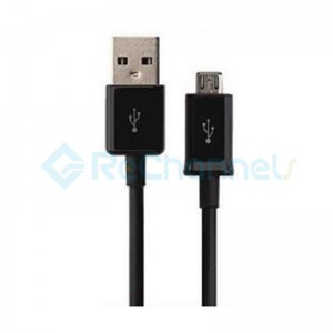 USB-C Charge Cable for Samsung (1.2M ) - Black - Grade S+