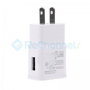 USB Power Adapter for Samsung - White - US Version