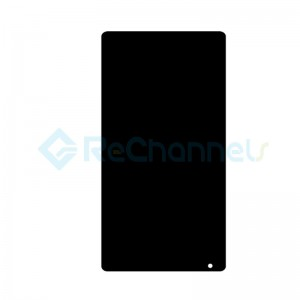 For Xiaomi Mi Mix LCD Screen and Digitizer Assembly with Front Housing Replacement - Black - Grade S+