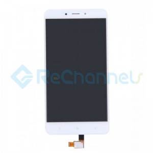 For Xiaomi Redmi Note 4 LCD Screen and Digitizer Assembly Replacement - White - Grade S+